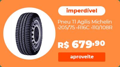 Pneu 205/75 R16C 110/108R Tl Agilis Michelin