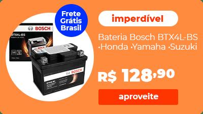 Bateria Moto Bosch Honda