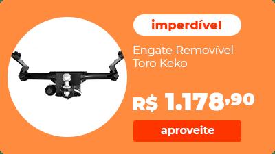Engate Reboque Removível Toro
