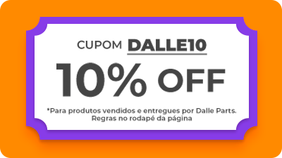 Cupom DALLE10