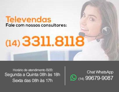 Televendas - Fale com nossos consultores
