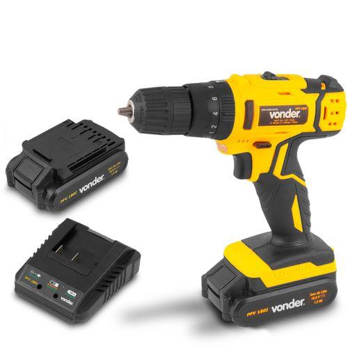 Parafusadeira-Furadeira-Vonder-PFV180L-Bateria-18V-Amarelo-e-Preto-connectparts---1-