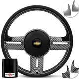 Volante-Shutt-Surf-Carbono-Xtreme-Apliques-Preto-Prata-Escovado-Carbono--Cubo-Chevette-Chevy-Marajo-Connect-Parts--1-