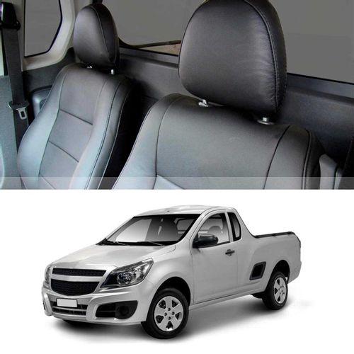 Revestimento-Banco-Couro-Chevrolet-Montana-2011-a-2018-Preto-Padrao-Montadora-8-pecas-connectparts---1-