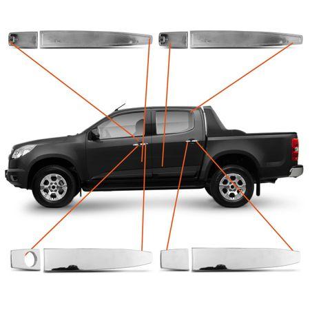 Aplique-Macaneta-Externa-S10-2012-a-2019-Agile-Cruze-Montana-2011-a-2019-4-Portas-Cromado-connectparts---4-