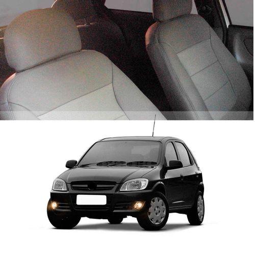 Revestimento-Banco-Couro-Chevrolet-Celta-2004-a-2011-Cinza-Padrao-Montadora-Interico-12-pecas-connectparts---1-
