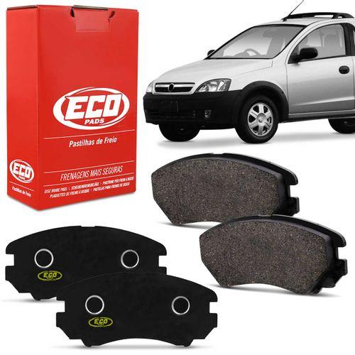 Pastilha-de-Freio-Dianteira-General-Motors-Montana-1.8-2003-a-2010-Modelo-Varga-TRW-ECO1016-Ecopads-connectparts---1-