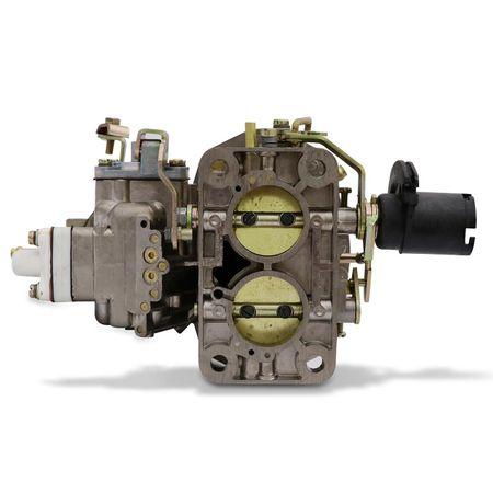 Carburador-Solex-Duplo-H-34Seie-CN946026-Opala-80-81-82-83-84-85-86-87-88-89-4cc-Alcool-Mecar-946.264--4-