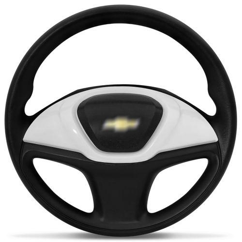 Volante-Esportivo-Celta-Prisma-2013-Modelo-Original-Centro-Branco-Cubo-Embutido-Diversos-GM-connectparts--1-