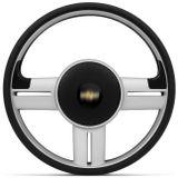 Volante-Rallye-Slim-Prata---Emblema-GM-Connect-Parts--1-