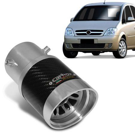 Ponteira-de-Escapamento-Carbox-Racing-Meriva-Extreme-Turbo-Carbono-Aluminio-Polido-connectparts---1-