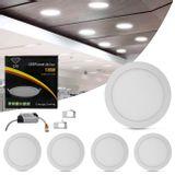 Kit-5-Painel-Plafon-Luminaria-Led-Redondo-18W-6000K-Branco-Frio-Bivolt-Embutir-Teto-Gesso-Sanca-connectparts---1-