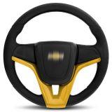 Volante-Modelo-Cruze-Amarelo-Celta-Com-Cubo-connectparts---1-