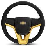 Volante-Modelo-Cruze-Dourado-Celta-Com-Cubo-connectparts---1-