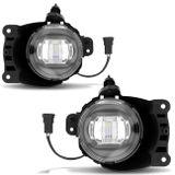 Par-Farol-Milha-LED-Lampada-Integrada-Linha-Chevrolet-GM-12V-9W-Auxiliar-Neblina-connectparts---2-