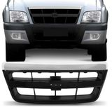 Grade-Dianteira-S10-Blazer-2010-2011-Serve-S10-Blazer-2001-a-2009-Preta-Friso-Cromado-Espaco-Emblema---1-