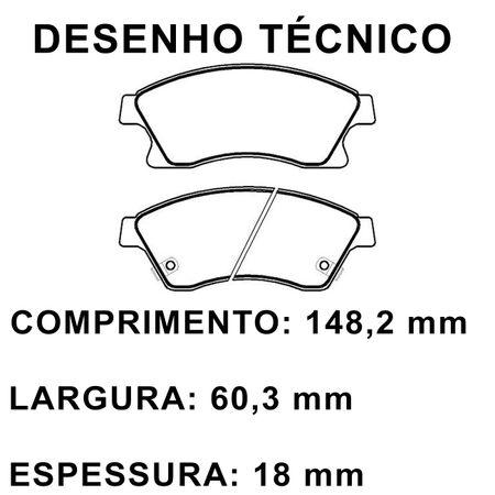 Pastilhas-De-Freio-Dianteira-Chevrolet-Cruze-2010---Eco1498-connectparts---2-