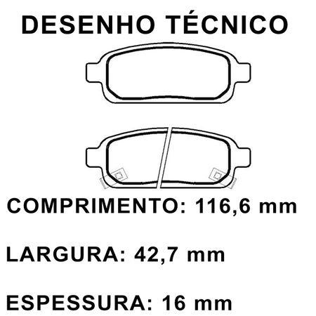 Pastilhas-De-Freio-Traseira-Chevrolet-Cruze-2010---Eco1497-connectparts---2-