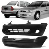 Para-Choque-Dianteiro-Corsa-Sedan-96-a-99-Corsa-Classic-2000-a-2010-com-Furo---Para-Choque-Traseiro-connectparts---1-