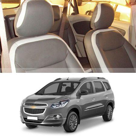 Revestimento-Banco-Couro-Chevrolet-Spin-2012-a-2018-Grafite-100por-cento-Couro-Ecologico-Bipartido-1-connectparts---1-
