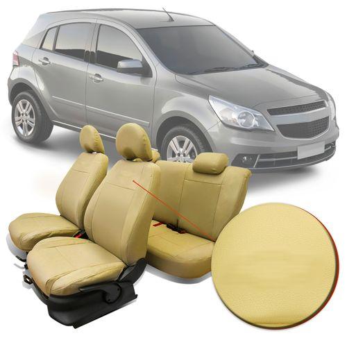 Capa-Banco-de-Couro-Ecologico-Agile-2010-a-2014-Chevrolet-Automotiva-Bege-Jogo-11-pecas-connectparts--1-