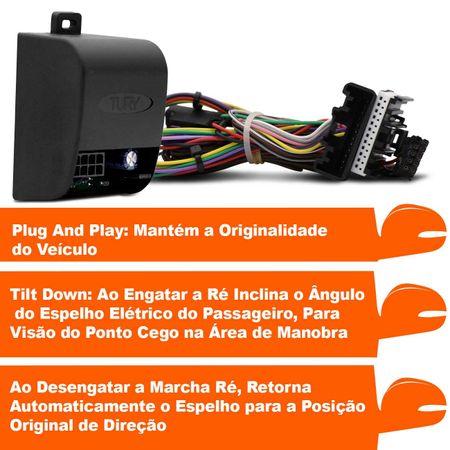 Modulo-assistente-manobra-para-abaixar-retrovisor-p-p-Chevrolet-Tracker-PARK-1-3-8-AH-connectparts--2-