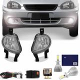 Kit-Farol-de-Milha-Corsa-Pick-Up-Wagon-Corsa-Sedan-Hatch-Classic---Par-Lampada-LED-connectparts---1-