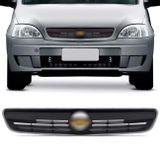 ----Grade-Dianteira-Corsa-Hatch-Sedan-Montana-2003-a-2010-Preta-Friso-Emblema---1-