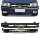 Grade-Monza-1988-1989-1990-Preta-Friso-Cromada-e-Emblema-Radiador-connectparts-1-
