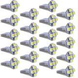 Kit-20-Lampadas-LED-T10-W5W-Pingo-5-LEDs-12V-15W-Tonalidade-Branca-Aplicacao-Farol-Meia-Luz-connectparts---1-