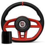Volante-Esportivo-Golf-Gti-Vermelho---Cubo-3229---Emblema-Fiat-connect-parts--1-