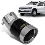ponteira-de-escapamento-carbox-racing-saveiro-1996-em-diante-angular-redonda-carbono-aluminio-connectparts---1-