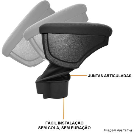 Apoio-De-Braco-New-Fiesta-Mexicano-2011-A-2013-Couro-Ecologico-Grafite-Linha-Grafite-connectparts--2-