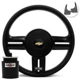 Volante-Shutt-Rallye-Black-Piano-Xtreme-Aplique-Preto-e-Carbono--Cubo-Corsa-Vectra-Montana-Linha-GM-Connect-Parts--1-