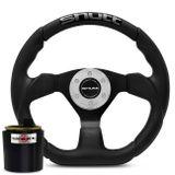 Volante-Esportivo-Shutt-SRB-Preto-com-Acionador-Buzina---Cubo-Celta-Corsa-Linha-GM--connect-parts--1-