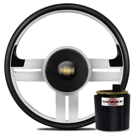 Volante-Esportivo-Rallye-Slim-Branco---Cubo-Corsa-Celta-Prisma-Astra-Vectra-Monza-82-a-14-Connect-Parts--1-