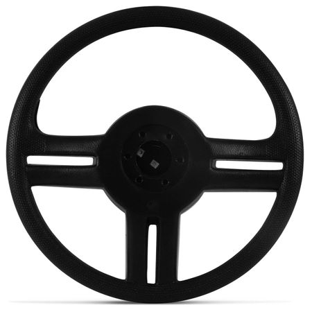 Volante-Esportivo-Rallye-Slim-Branco---Cubo-Corsa-Celta-Prisma-Astra-Vectra-Monza-82-a-14-Connect-Parts--4-