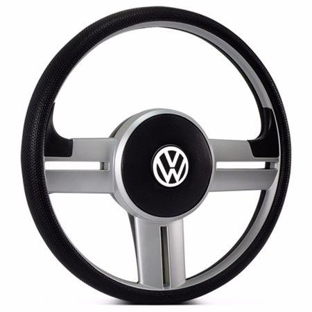 Volante-Gol-Saveiro-Rallye-Surf-Slim-Prata-Com-Cubo-Vw-Gol-P-Connect-Parts--2-