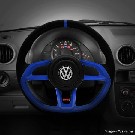 Volante-Modelo-Golf-GTI-Azul-Vision---Cubo-Gol-Saveiro-Voyage-Kombi-Golf-Polo-Fox-Passat-06-a-14-connect-parts--5-