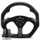 Volante-Shutt-S3R-Basic-Line-Com-Detalhe-Preto-Com-Acionador-Buzina---Cubo-Ka-Fiesta-Linha-Ford-connect-parts--1-