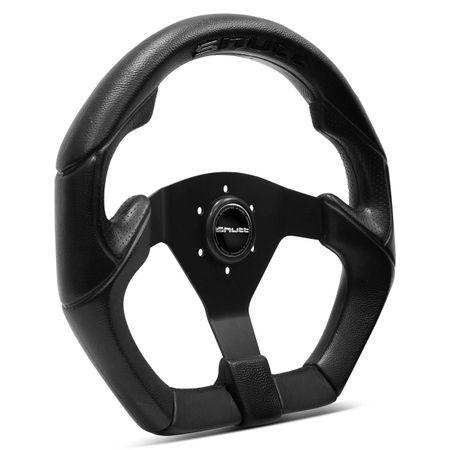 Volante-Shutt-S3R-Basic-Line-Com-Detalhe-Preto-Com-Acionador-Buzina---Cubo-Ka-Fiesta-Linha-Ford-connect-parts--2-