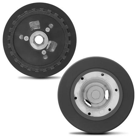 Volante-Shutt-S3R-Basic-Line-Com-Detalhe-Preto-Com-Acionador-Buzina---Cubo-Ka-Fiesta-Linha-Ford-connect-parts--4-