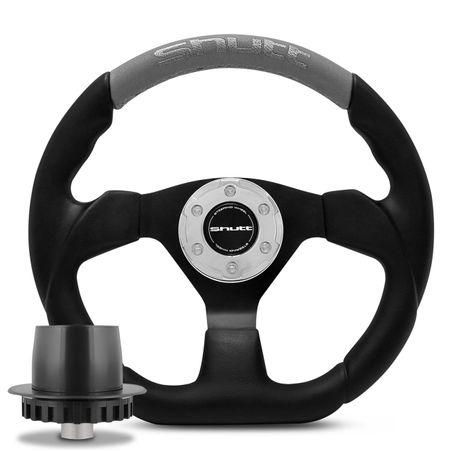 Volante-Esportivo-Shutt-SRHB-Preto-e-Cinza-com-Acionador-de-Buzina---Cubo-Ka-Fiesta-Linha-Ford-Connect-Parts--1-