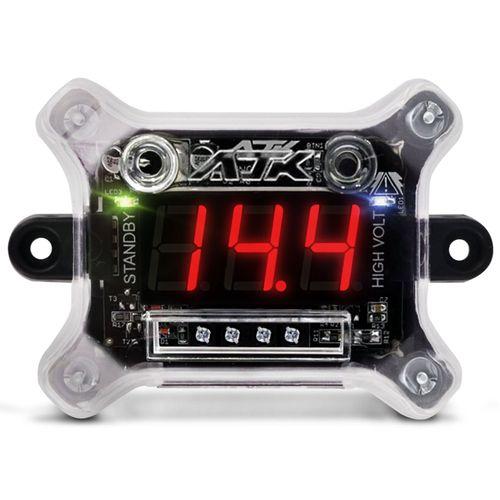 Voltimetro-Nano-Plus--AJK-Display-Vermelho-High-Line-Baixa-e-Alta-Tensao-Tecnologia-Standby-connectparts---2-