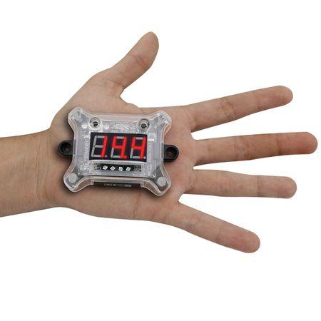 Voltimetro-Nano-Plus--AJK-Display-Vermelho-High-Line-Baixa-e-Alta-Tensao-Tecnologia-Standby-connectparts---4-