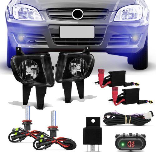 Kit-Farol-Milha-Celta-Prisma-07-a-11---Kit-Xenon-HB4-8000K-Azulado-Connect-Parts--1-