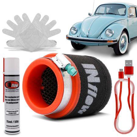 Filtro-De-Ar-Esportivo-Inbox-2-Hpf4001-Inflow-Vw-Preto-E-Vermelho-Com-Logomarca-Branca-connectparts---1-