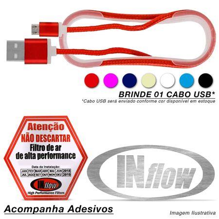 Filtro-De-Ar-Esportivo-Inbox-Retangular-Hpf8700-Inflow-Bmw-Preto-E-Vermelho-Com-Logomarca-Branca-connectparts---5-