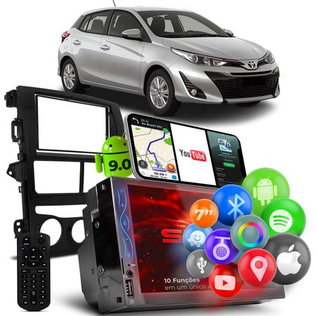 central-multimidia-android-9-yaris-18-a-20-e-pcd-gps-2-din-espelhamento-wi-fi-android-iphone-shutt-connectparts--1-
