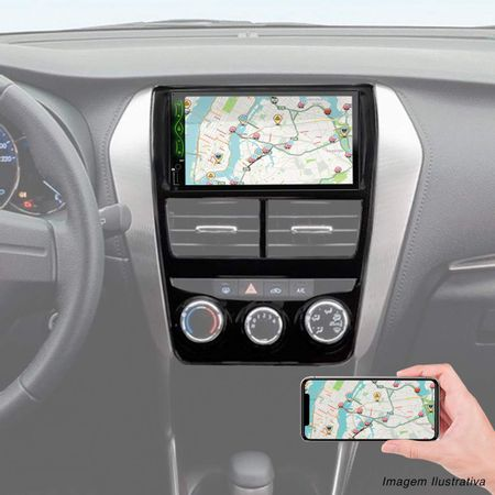 central-multimidia-android-9-yaris-18-a-20-e-pcd-gps-2-din-espelhamento-wi-fi-android-iphone-shutt-connectparts--10-